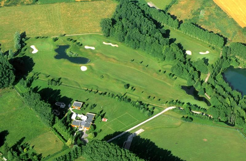 parcours golf Bièvre
