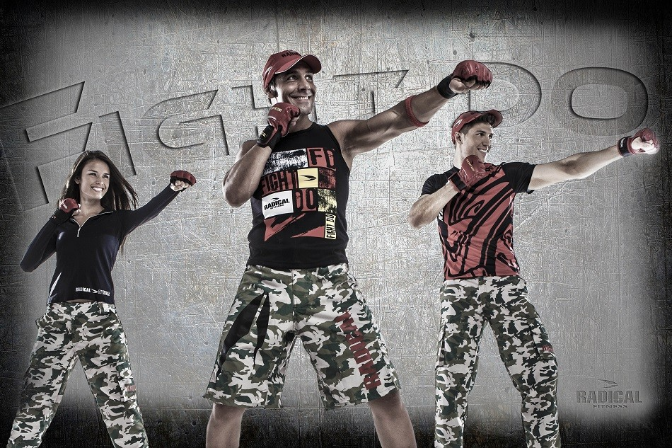 fitness fight do