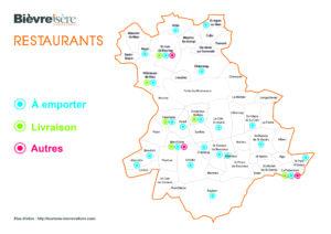 carte restaurants covid-19